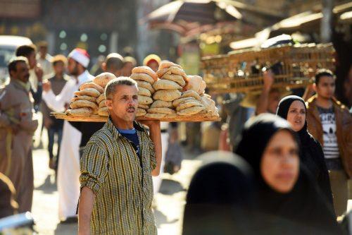 Una hogaza de pan para vivir