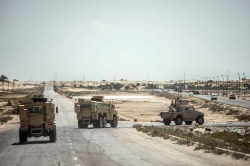 Egipto: las fuerzas de seguridad detienen a un mediador por…