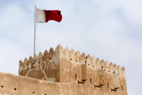 El ministro de Asuntos Exteriores de Qatar se reúne con…