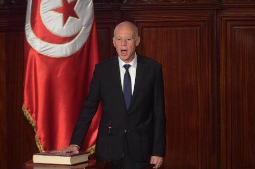 """El presidente de Túnez dice que """"no hay vuelta atrás"""""""