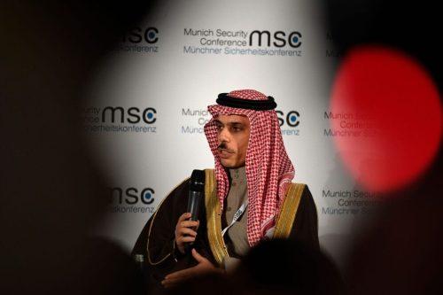 El ministro de exterior saudí insta a Israel a permitir…