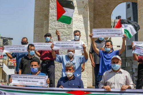 Egipto presiona a Hamás para que cancele las protestas cerca…