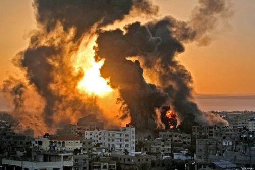 HRW: los ataques de Israel a los edificios altos de…