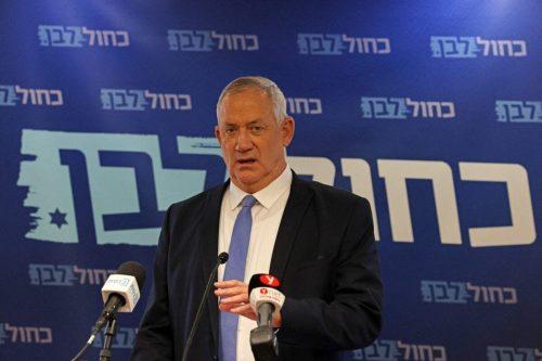 Israel habla de la lucha contra el terrorismo con el…