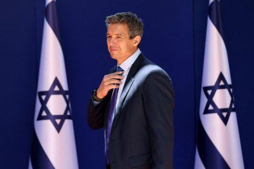 Israel: un diputado tiene que disculparse por decir que el…