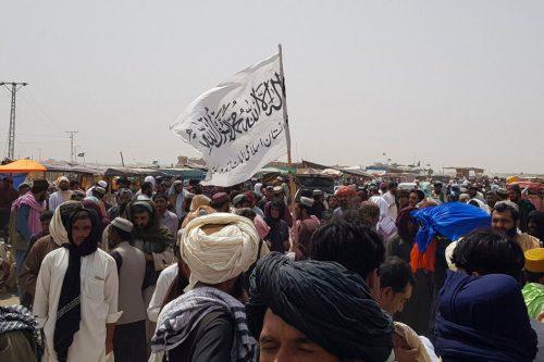 Los talibanes se ganaron la legitimidad con la lucha armada,…