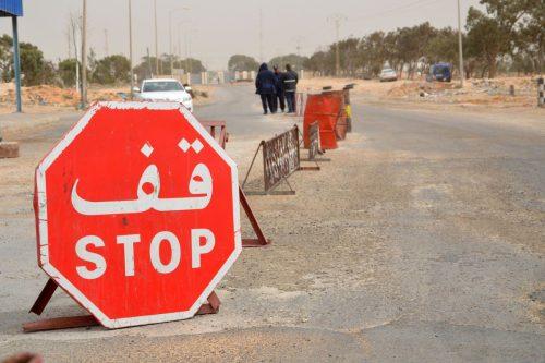 Libia reabre sus fronteras con Túnez