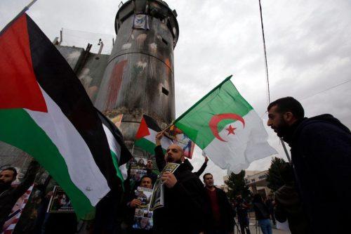 Hamás agradece el apoyo de Argelia a Palestina