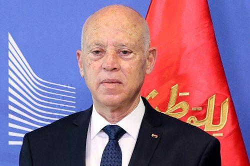 """Presidente de Túnez: """"El Parlamento representa un peligro para el…"""