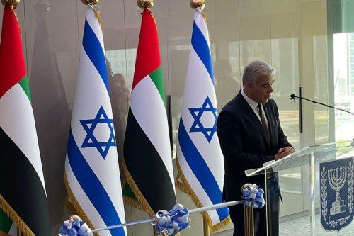 El ministerio de exterior israelí asegura que Israel mantiene contactos…