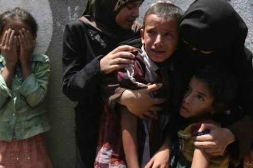 Israel y 3.000 niños palestinos