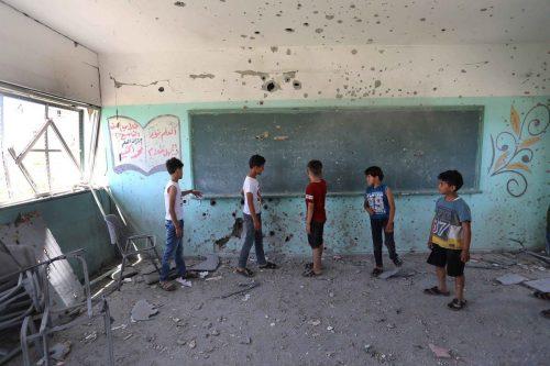Israel debe rendir cuentas por sus crímenes contra los niños…