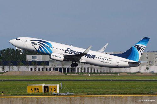 EgyptAir tiene previsto operar 4 vuelos semanales directos a Tel…