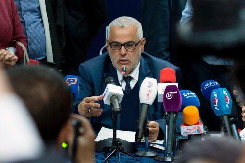 """Marruecos: Benkirane se muestra """"dolido"""" por la derrota electoral de…"""