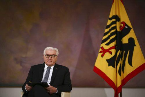 El presidente de Alemania insiste en que no tolerará la…