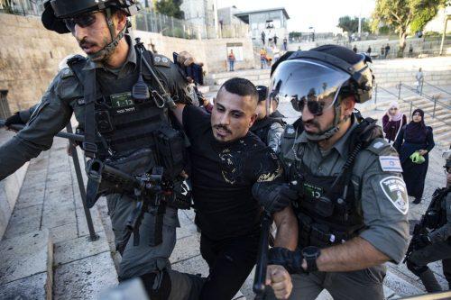 Israel ha detenido a 2.800 ciudadanos palestinos desde mayo