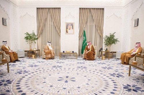 El nuevo embajador de Qatar en Arabia Saudí presenta sus…