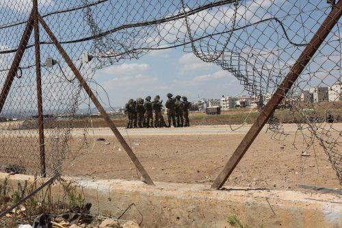 El coste de la persecución de los presos palestinos fugados…