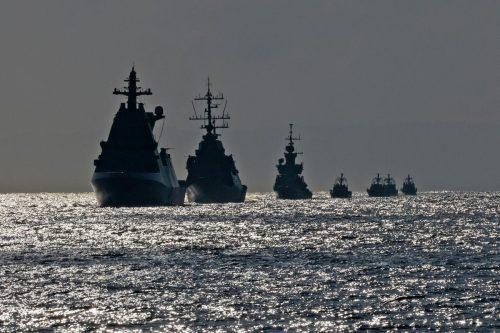 La marina israelí se une a la patrulla de seguridad…