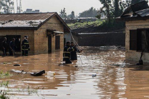 Muere un niño por las fuertes lluvias en Mauritania