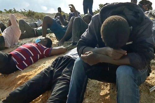 Libia detiene a un sospechoso de torturar a inmigrantes egipcios