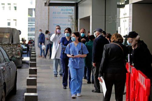 Los médicos del Líbano dejan de trabajar por la crisis…