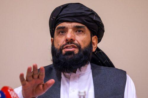 Los talibanes aseguran que quieren establecer relaciones con todos los…