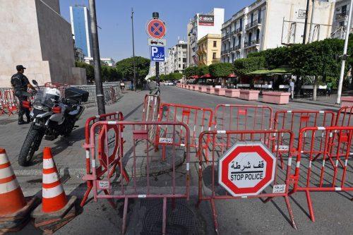 Los tunecinos se oponen al referéndum constitucional