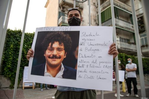 Grupos de derechos humanos egipcios denuncian la derivación del activista…