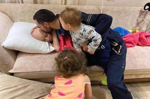 Las fuerzas israelíes detienen al padre de un niño palestino…