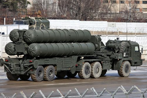 Turquía podría encargar nuevamente el sistema de defensa antimisiles ruso…