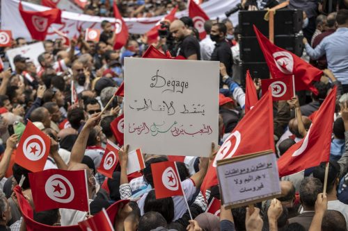 """Presidente de Túnez: Lanzaremos un """"diálogo nacional"""" diferente a experiencias…"""