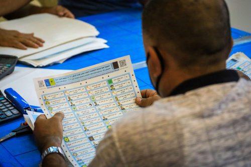 Irak recibe 1.400 recursos contra los resultados electorales