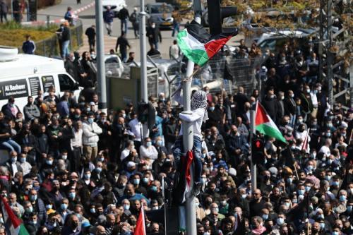 La ciudad de Umm Al-Fahm organizará mañana una huelga general…
