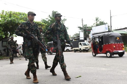 Amnistía pide a Sri Lanka que ponga fin a la…