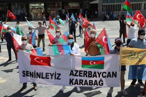Competencia turco-iraní en el Cáucaso Sur
