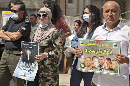 El estatus legal de los prisioneros palestinos y la necesidad…