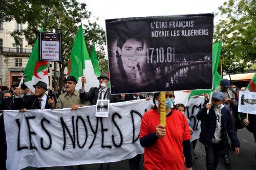 El Parlamento argelino conmemora el aniversario de la masacre de…