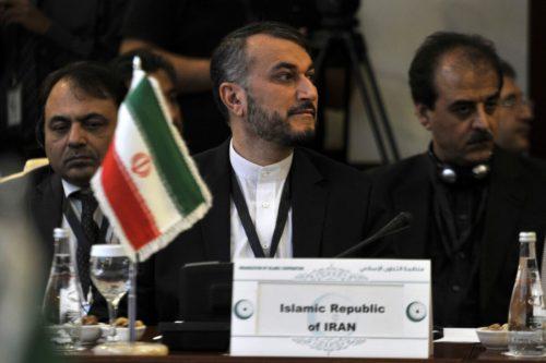Irán y China mantienen conversaciones sobre el acuerdo nuclear
