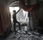 """Correspondente militar afirma que uma guerra em Gaza """"não está longe"""" e será a mais mortal até então"""