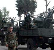 Forças do governo sírio aproximam-se da área afetada pela operação militar da Turquia