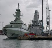 Arábia Saudita e China lançam exercício naval conjunto no Mar Vermelho