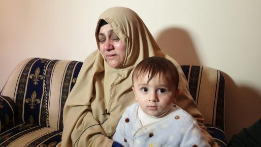 A mãe de Muhammad al-Na'im [Hasan Eslayeh]