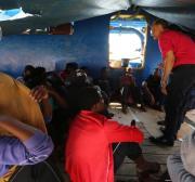Três tentativas de migração da Tunísia para a Europa são frustradas