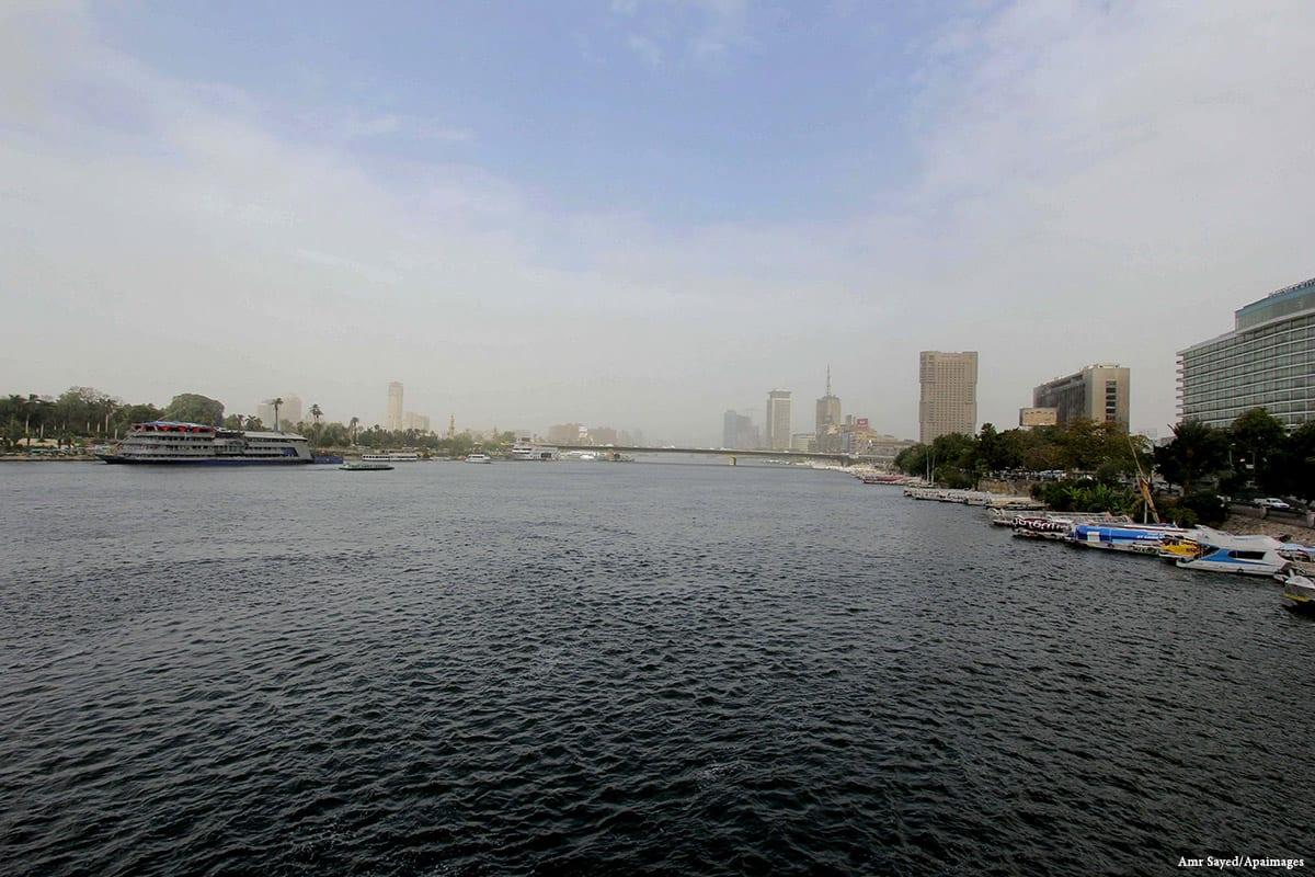 Rio Nilo [Amr Sayed/ Apaimages]
