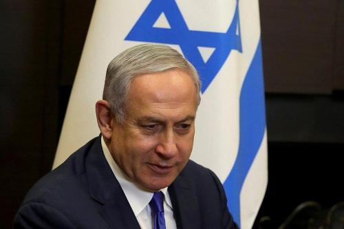Primeiro Ministro Israelense Benjamin Netanyahu em 19 de setembro de 2019 [En.kremlin]