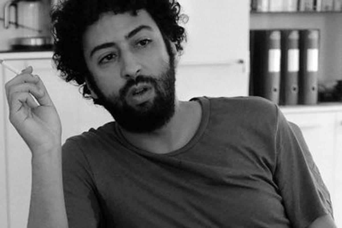 Jornalista marroquino Omar Radi, 27 de dezembro de 2019 [Twitter]