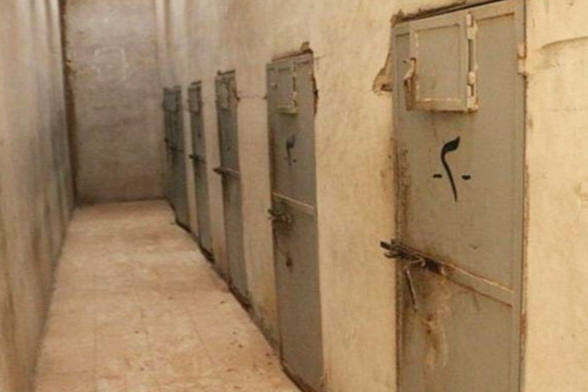 Prisão síria [foto de arquivo]