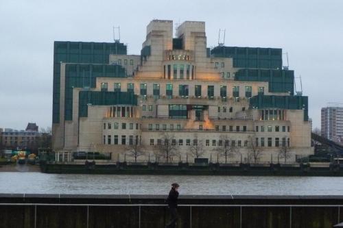 Sede do MI5 [Flickr]