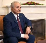 França abandona Haftar e ataca empresa Wagner
